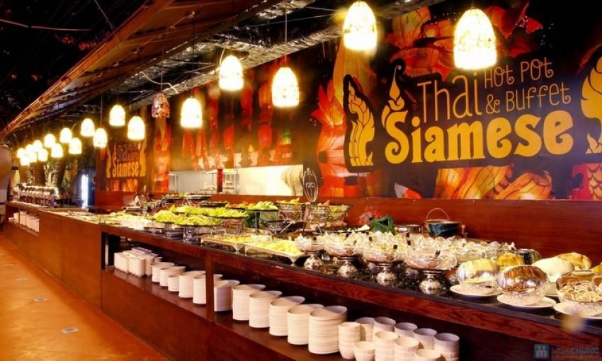 Nhà Hàng Lẩu Thái Siamese Royal City