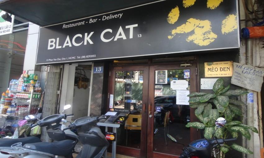 Nhà hàng Bar Black Cat