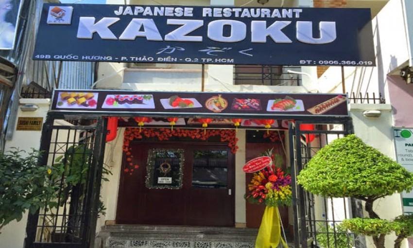 Japanese Restaurant KAZOKO