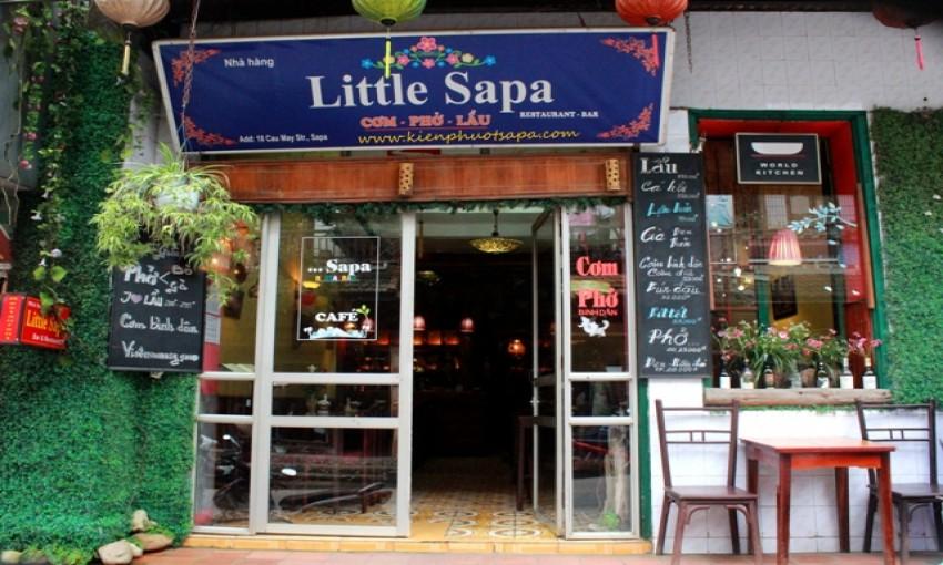 Nhà hàng Little Sa Pa