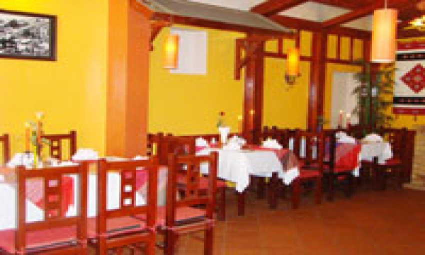 Nhà hàng Buffalo Bell