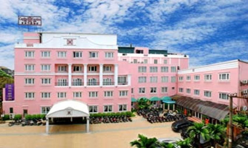 Khách Sạn Vườn Thủ Đô