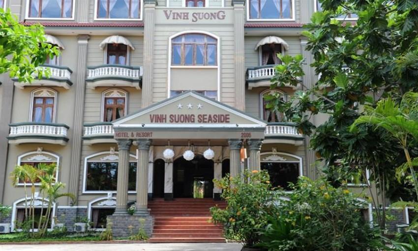 Khách sạn Vinh Sương Seaside Resort