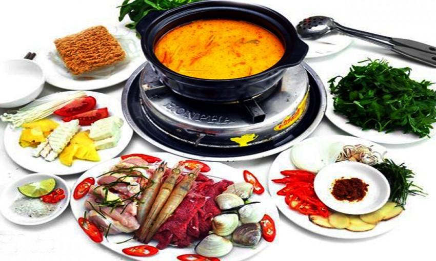 Lẩu Thái, nhà hàng Chen