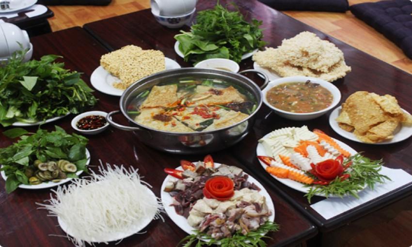 Nhà hàng Đồng Nội