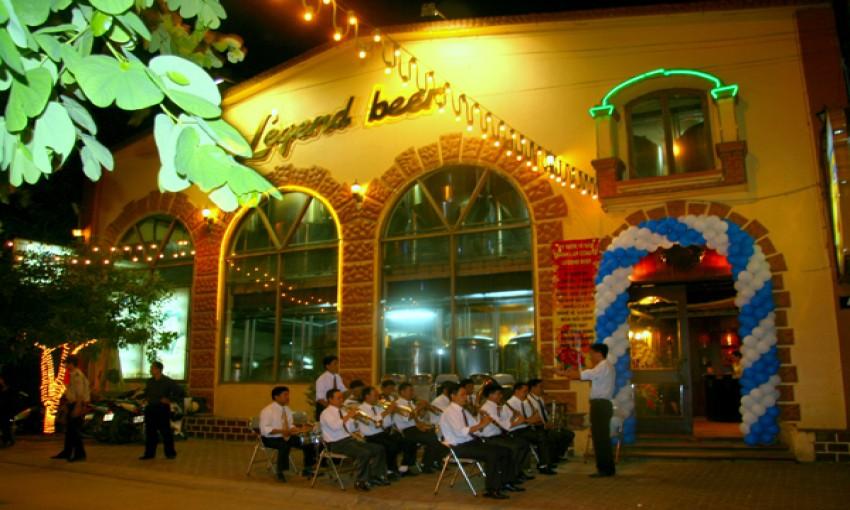 Nhà hàng Legend Beer