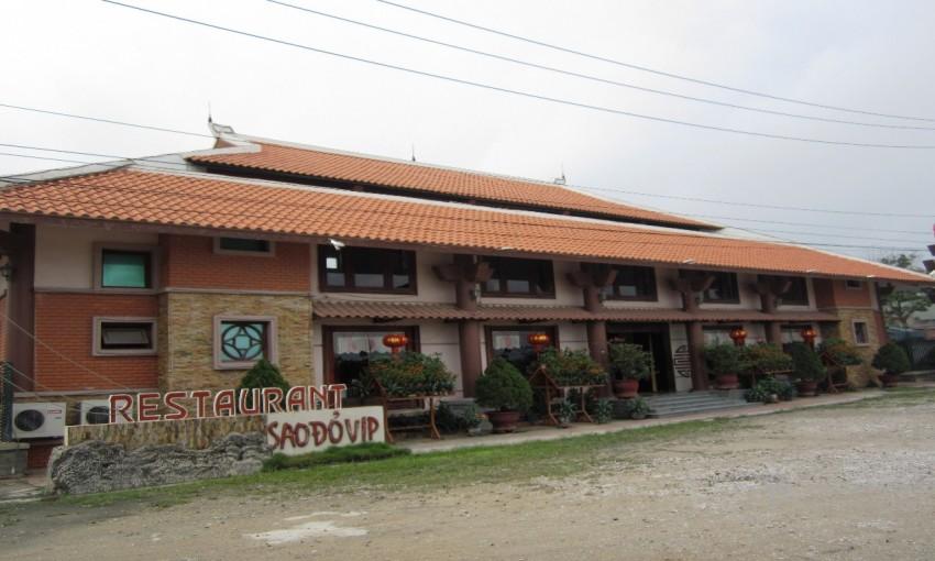 Nhà hàng Sao Đỏ