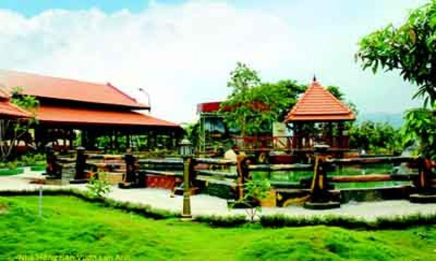 Nhà hàng Sân Vườn Lan Anh