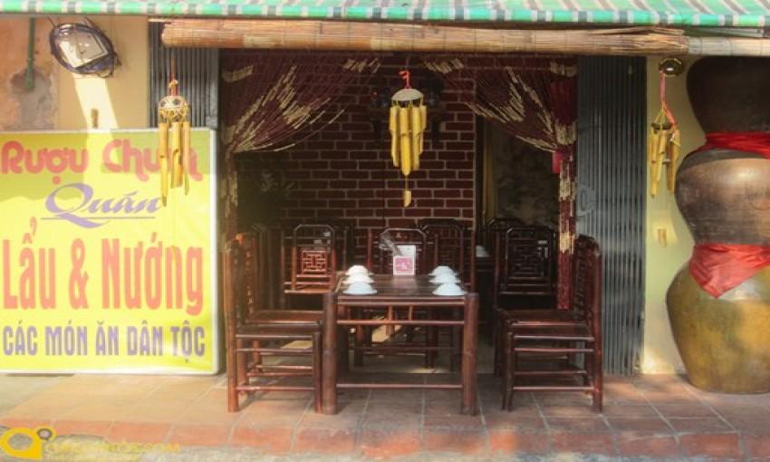 Nhà hàng Rượu Chum Tây Hồ