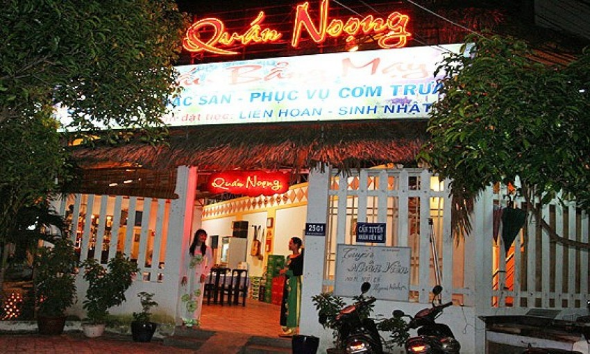 Nhà hàng Nọong Thái Nguyên