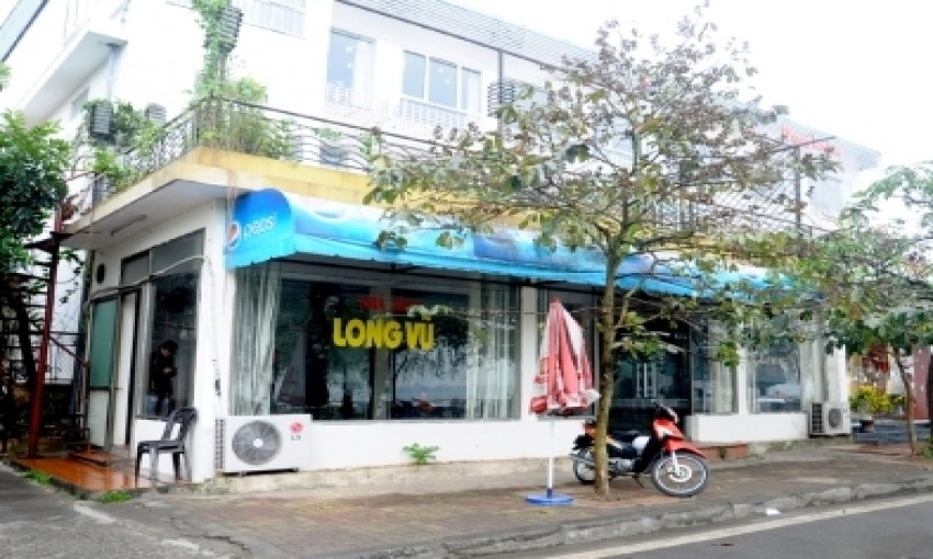 Nhà hàng Long vũ