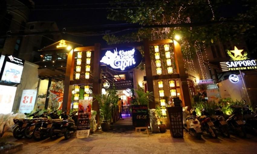 Nhà hàng Vương Quốc Tôm