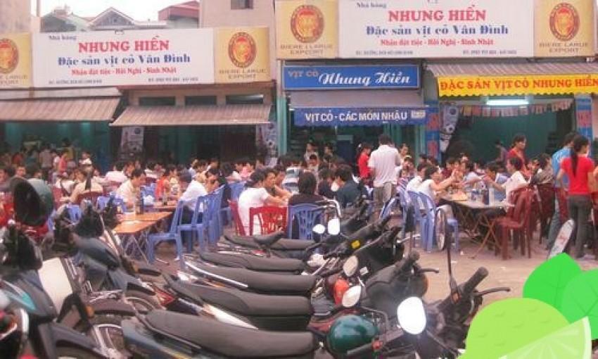 Nhà hàng Nhung Hiền