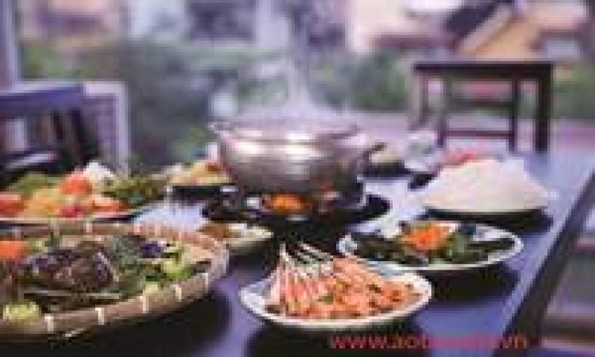 Nhà hàng Ao ta - Mai Hắc Đế