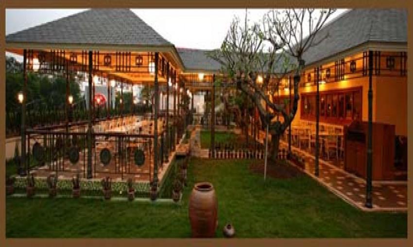 Nhà hàng Trống Đông Sơn