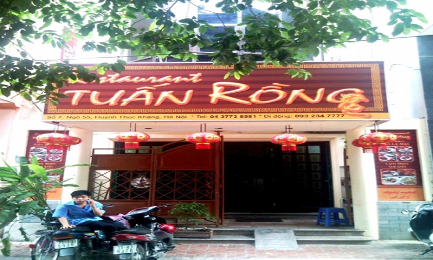 Nhà hàng Tuấn Rồng: Đặc sản Rắn Lệ Mật