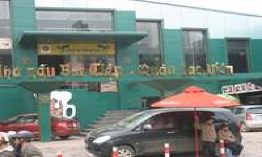 Nhà hàng Lạc Viên - Bia tươi Tiệp Láng Hạ