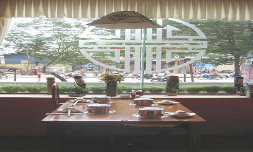Nhà hàng Oa ba Shabu shabu