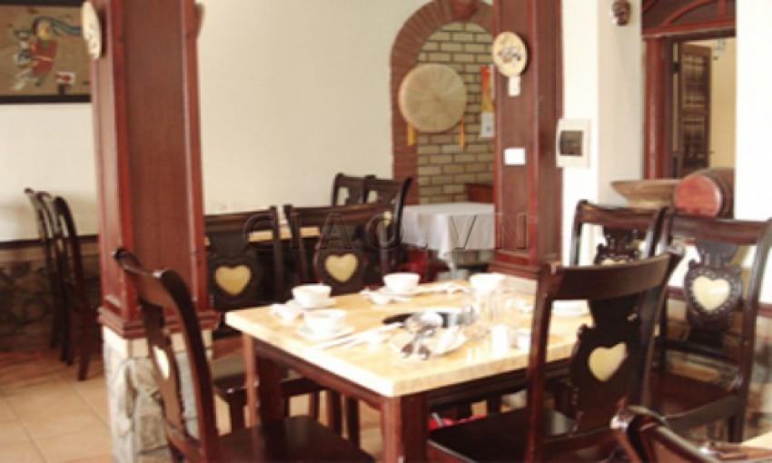Nhà hàng Lẩu nấm Tây Tạng Lasha