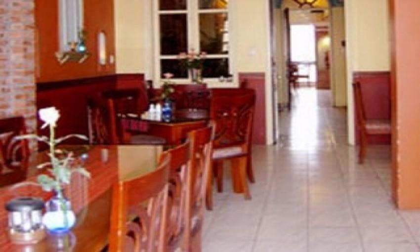 Nhà hàng India Palace