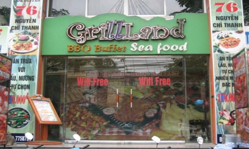 Grill Land Nhà hàng nướng