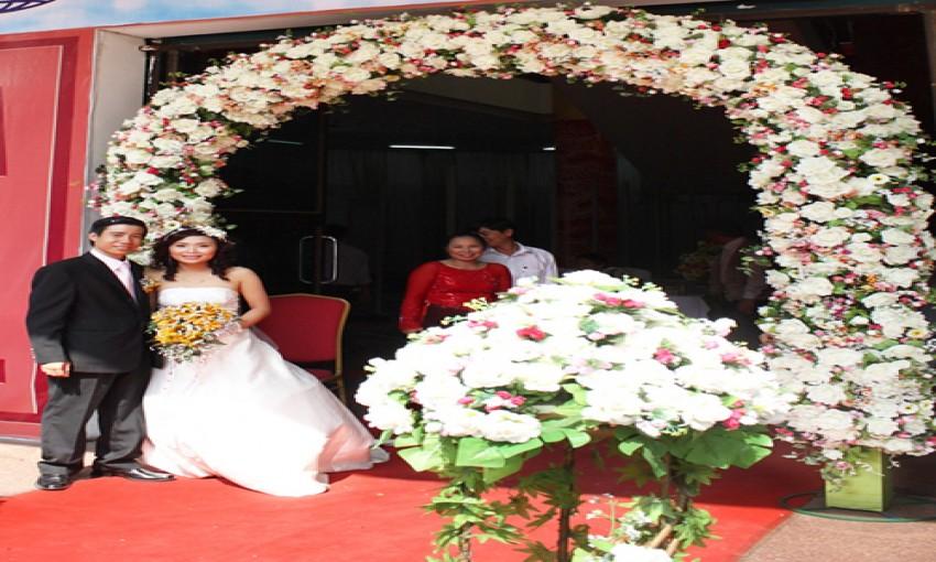 Nhà hàng tiệc cưới Hoa Lư