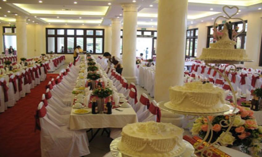 Nhà hàng tiệc cưới Nguyên Đình