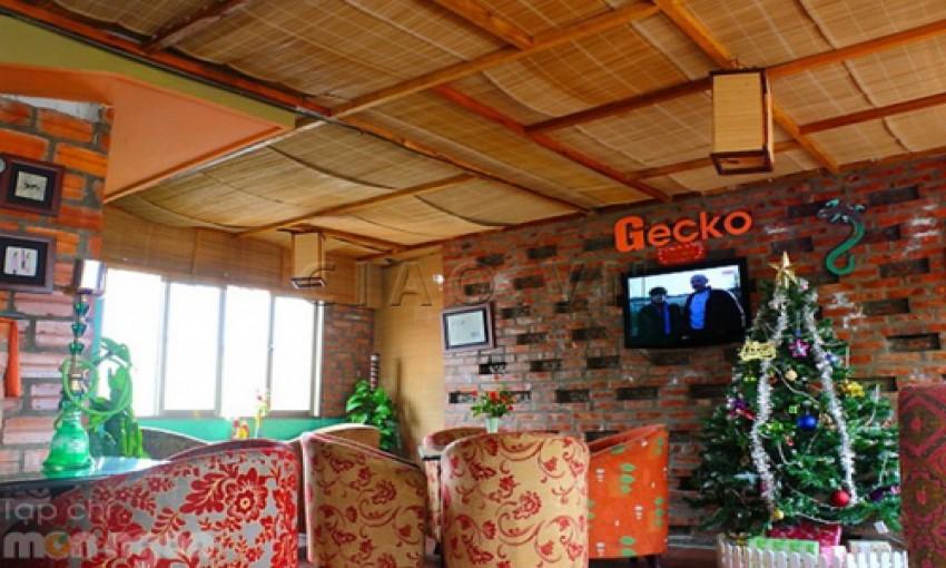 Nhà hàng Green Gecko