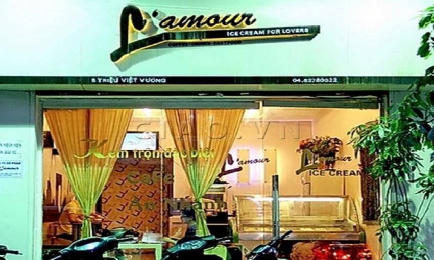 Nhà hàng L'amour