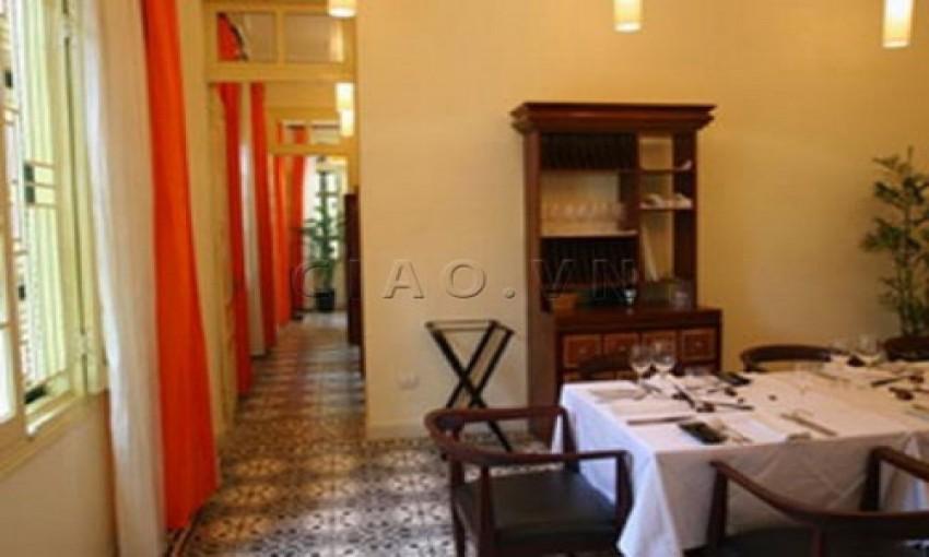 Nhà hàng La Verticale