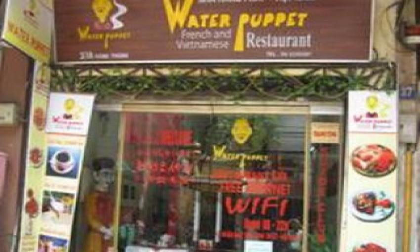Nhà hàng Water Puppet