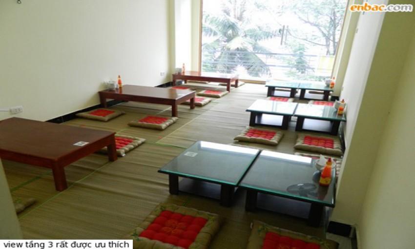 Nhà hàng bánh xèo Nhật bản Okonomiyaki