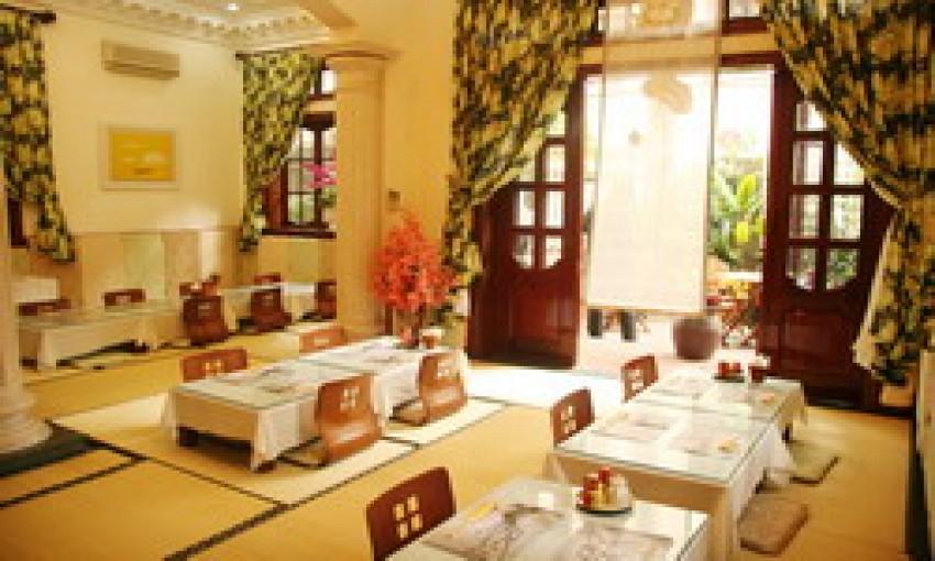 Nhà hàng Shiro Shoga