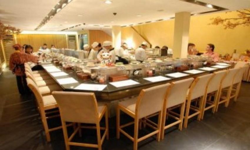 Nhà hàng Triều Nhật – Asahi Sushi