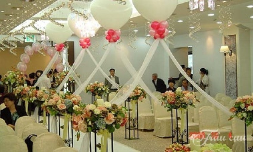 Tiệc cưới Quốc Thanh