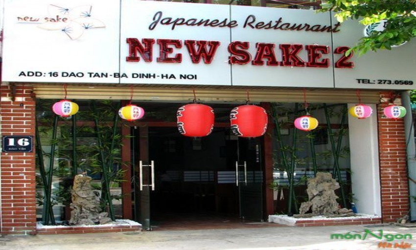 Restaurant New Sake