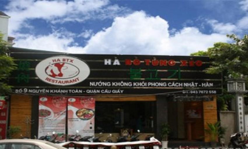 Nhà hàng HÀ BTX