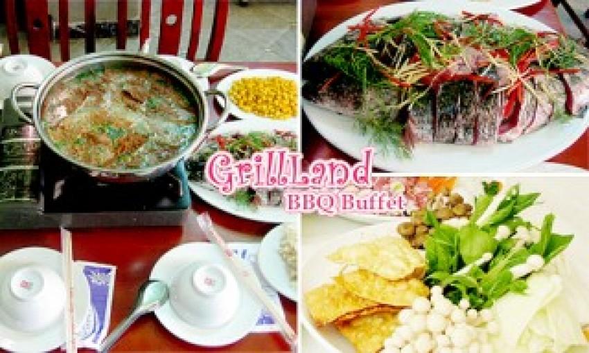 Nhà hàng Grillland