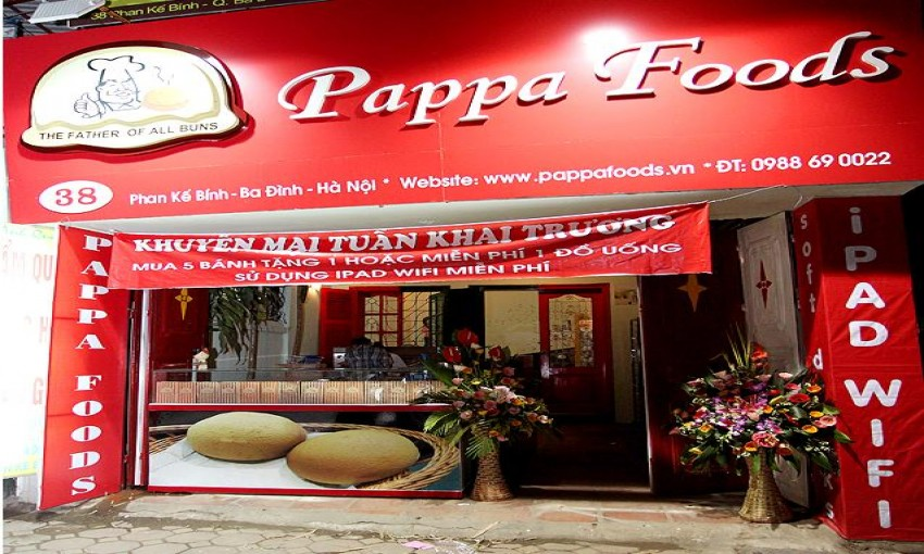 Pappa Foods