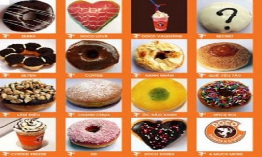 DOCO Donuts & Coffee