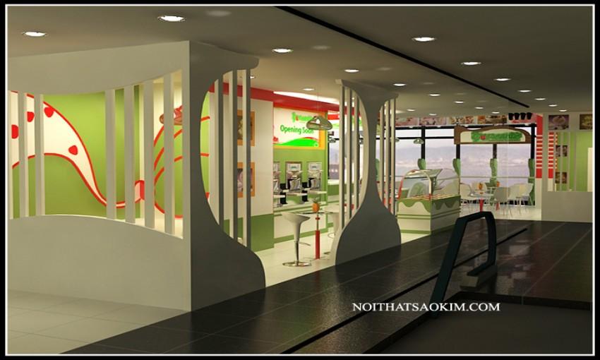 Cửa hàng kem Novayo