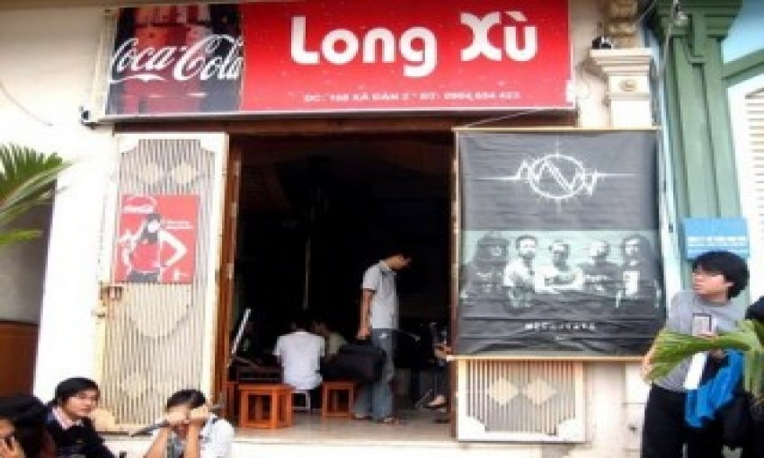 Long Xù cafe