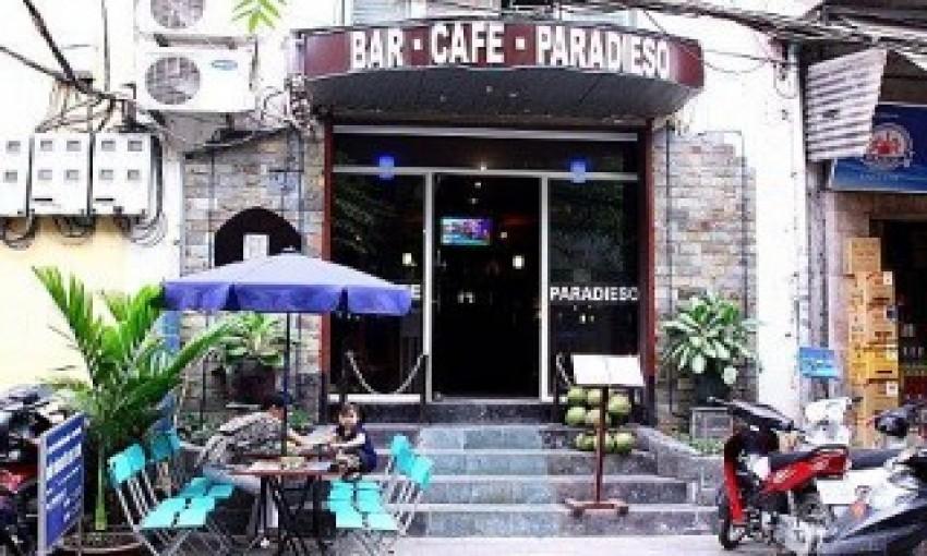 Cafe Hầm