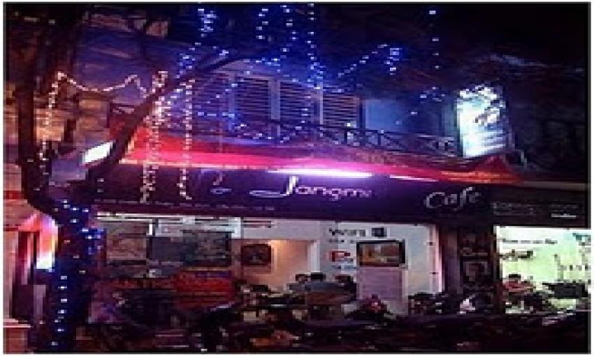 Cafe Jangmi