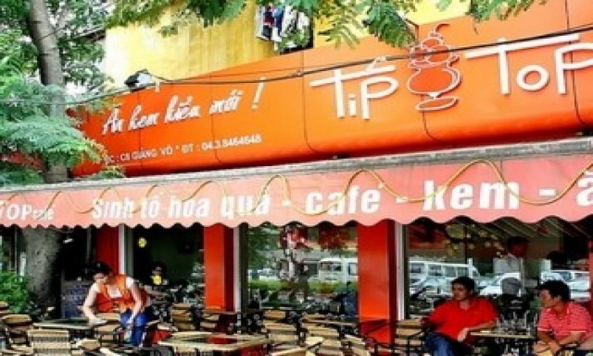 TipTop café