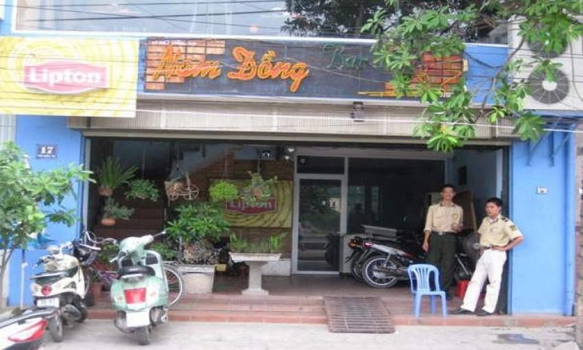 Nam Đồng cà phê