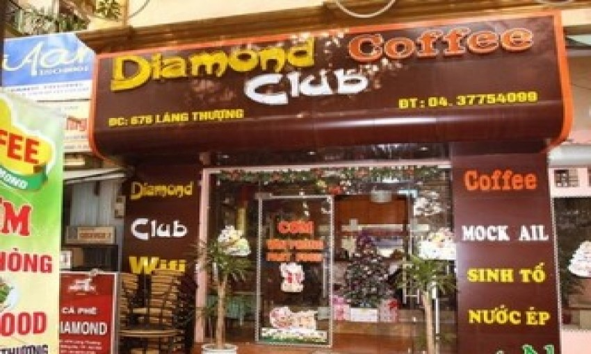 Diamond Coffee Club
