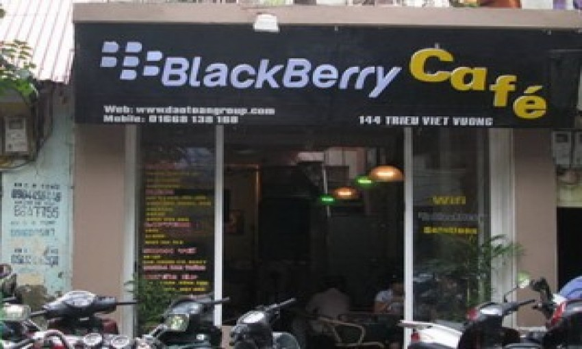 Cafe Black Berry