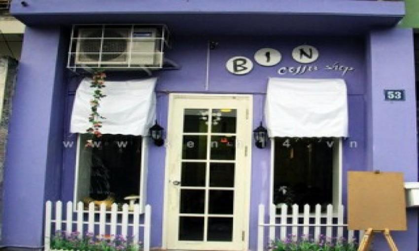 Bin Coffee Shop