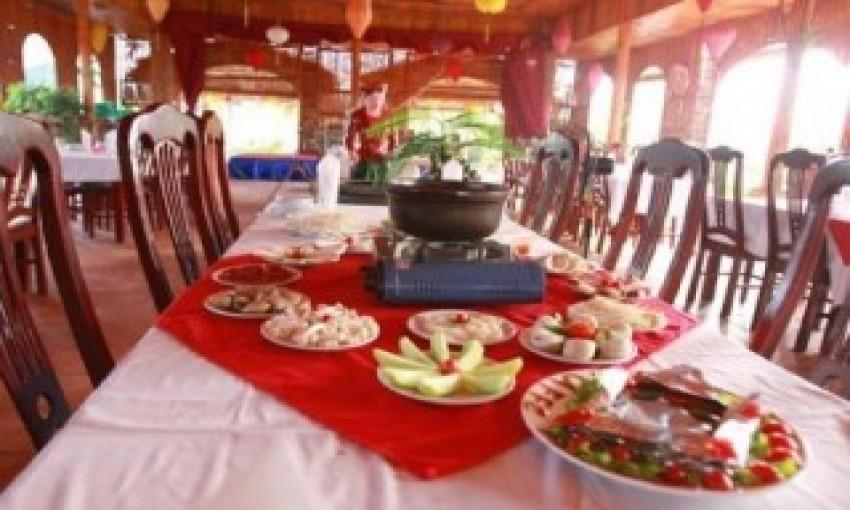 Nhà hàng Thái Dương